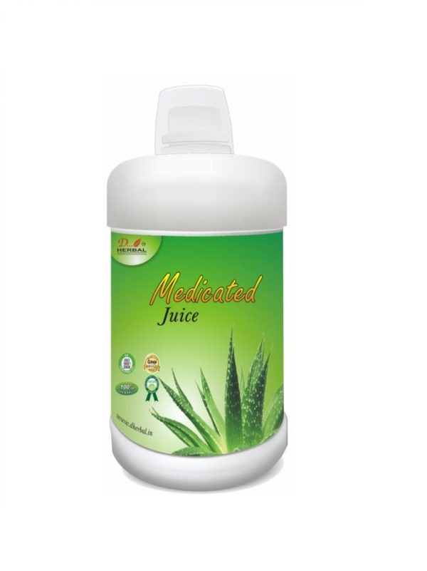 D Herbal Aloe Vera Juice Good For Digestive System
