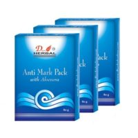 D Herbal Anti Mark Face Pack For Pimples & Pigmentation